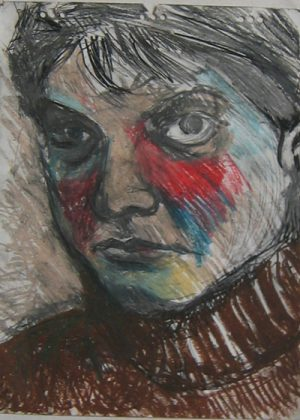 ritratto pittore guido veronesi