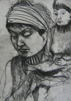 donne ritratto