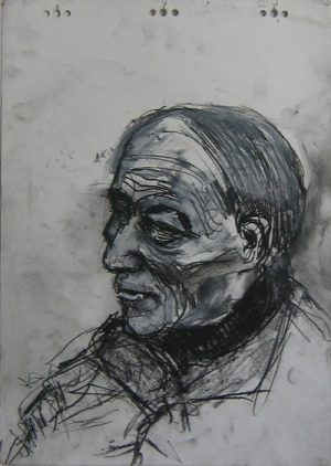 ritratto anziano