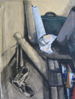 dipinto interno